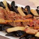 Cous cous di mare ricetta Cotto e mangiato