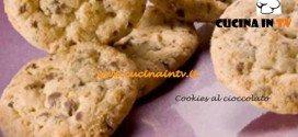 Ricette della Cookies al cioccolato di Ernst Knam