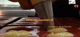 Cremoso di polenta ricetta Ernst Knam
