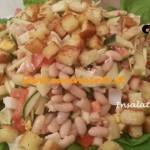 Ricetta Insalata Ricca di Tessa Gelisio da Cotto e Mangiato