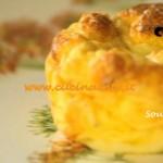 Soufflè ricetta Csaba dalla Zorza su Real Time