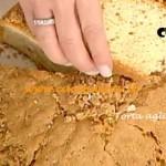 Ricetta Torta agli amaretti per La Prova del Cuoco su Rai Uno