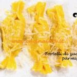 Ricetta Tortelli di zucca al burro e parmigiano di Federico per MasterChef 3 su Sky
