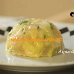 Aspic di pollo ricetta Csaba dalla Zorza su Real Time