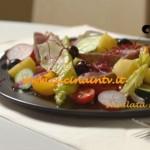 Insalata nizzarda ricetta Csaba dalla Zorza su Real Time