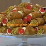 Ricetta Cannoli siciliani preparata da Renato Ardovino su Real Time