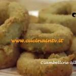 Ricetta Ciambelline alle Zucchine di Benedetta Parodi da Molto Bene su Real Time
