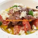 Cuore al cuore ricetta Ilenia per la trasmissione di cucina Masterchef 3