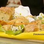 Ricetta Focaccia soffice di Natalia Cattelani da La Prova del cuoco