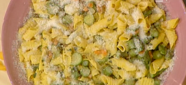 Garganelli vegetariani ricetta Spisni da La Prova del cuoco