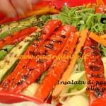 Insalata di pasta con verdure alla griglia ricetta Landra da La Prova del cuoco