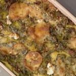 Lasagna di carciofi ai formaggi ricetta Moroni da La Prova del cuoco