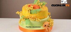 Torte in corso con Renato | Ricetta Torta mimosa su Real Time