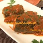 Ricetta Pesce in guazzetto da Cotto e Mangiato di Tessa Gelisio
