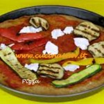 Pizza ricetta Junk Good su Real Time