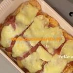 Pollo alla valdostana ricetta Moroni da La Prova del cuoco