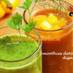 Smoothies vegani ricetta Junk Good su Real Time