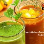 Smoothies vegani ricetta Junk Good su Real Time