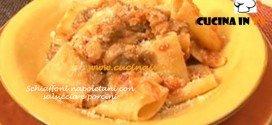 Ricetta Schiaffoni napoletani con salsiccia e porcini da Cotto e Mangiato di Tessa Gelisio