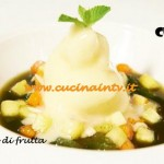 Sensazioni di frutta ricetta Gianluca per la trasmissione di cucina Masterchef 3