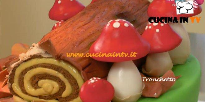 Tronchetto Di Natale Parodi.Tronchetto Ricetta Renato Da Torte In Corso