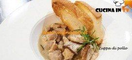 Masterchef 3 - Zuppa di pollo ricetta Eleonora