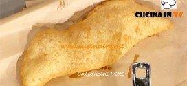 Calzoncini fritti ricetta Sorbillo da La Prova del cuoco