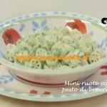 Ricetta Pasta al Pesto di Broccoli di Benedetta Parodi da Molto Bene su Real Time