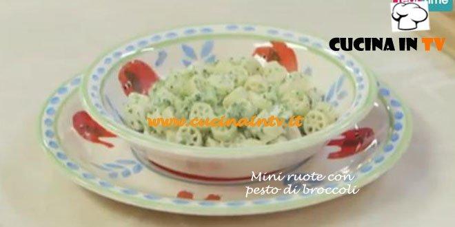 Pasta al Pesto di Broccoli ricetta Parodi Molto Bene