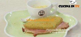Ricetta Panini di cotolette e mug quiche di Benedetta Parodi da Molto Bene su Real Time