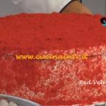 Ricetta Red Velvet di Renato Ardovino per il programma Torte in corso su Real Time