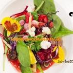 Masterchef 3 - Sorbetto in insalata ricetta Federico