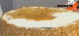 Millefoglie ricetta del cake designer di Real Time Renato Ardovino per il programma Torte in corso