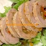 La Prova del Cuoco - Arrosto freddo di vitella ricetta Moroni