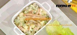 La Prova del Cuoco - Barchette di pomodoro con insalata russa leggera ricetta Bianchi