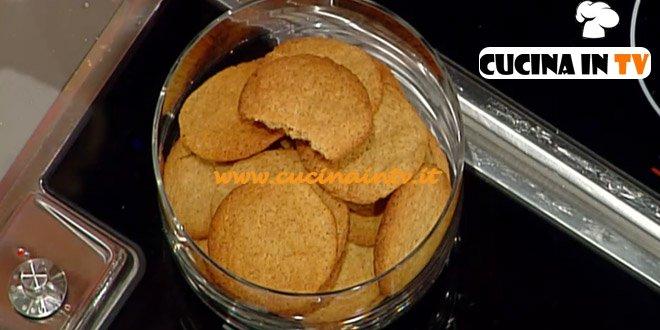 La Prova del Cuoco - Biscotti ai cereali ricetta Moroni
