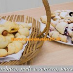 Bake Off Italia: ricetta Brioches al sambuco mele e zenzero wurstel e senape di Enrica