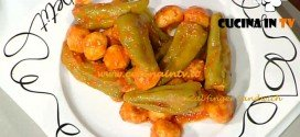 La Prova del Cuoco - Friggitelli ripieni di carne in salsa di pomodoro ricetta Moroni