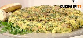 La Prova del Cuoco - ricetta Frittata Autunnale