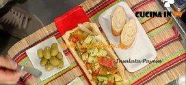 La Prova del Cuoco - Insalata Payesa ricetta Mainardi