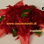 Cotto e Mangiato - Insalata vitamina A ricetta Tessa Gelisio
