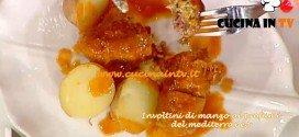 La Prova del Cuoco - Involtini di manzo ai profumi del mediterraneo ricetta Barzetti