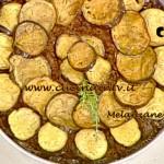 La Prova del Cuoco - Melanzane in tortiera ricetta Messeri