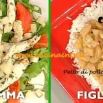 La Prova del Cuoco - Petto di pollo all'ananas ricetta Mulazzi