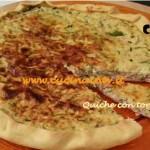 Cotto e Mangiato - Quiche con tonno e zucchine ricetta Tessa Gelisio