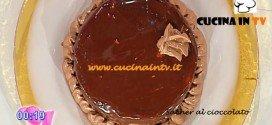 Dolci dopo il tiggì - ricetta della Sacher al cioccolato
