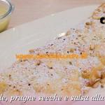 Bake Off Italia: ricetta Strudel di mele prugne secche e salsa alla cannella di Alfredo