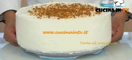 Torta al croccante ricetta Renato Ardovino da Torte in corso su Real Time