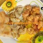 La Prova del Cuoco - Tacchino fritto al miele e senape ricetta Moroni