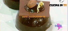 Dolci dopo il tiggì - ricetta della Tartufo al cioccolato